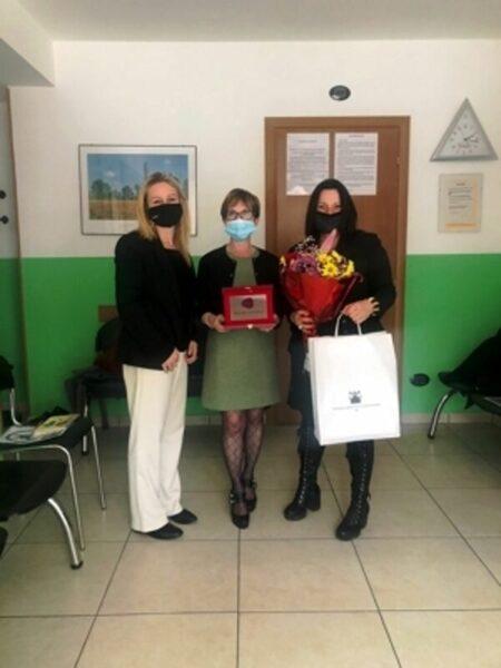 Dottoressa «di base» premiata per l'impegno in tempo di pandemia